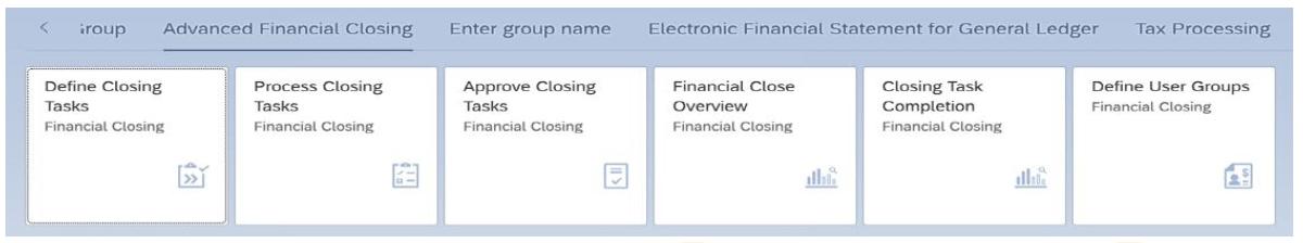 SAP S4HANA Cloud for Advanced Financial Closing 2