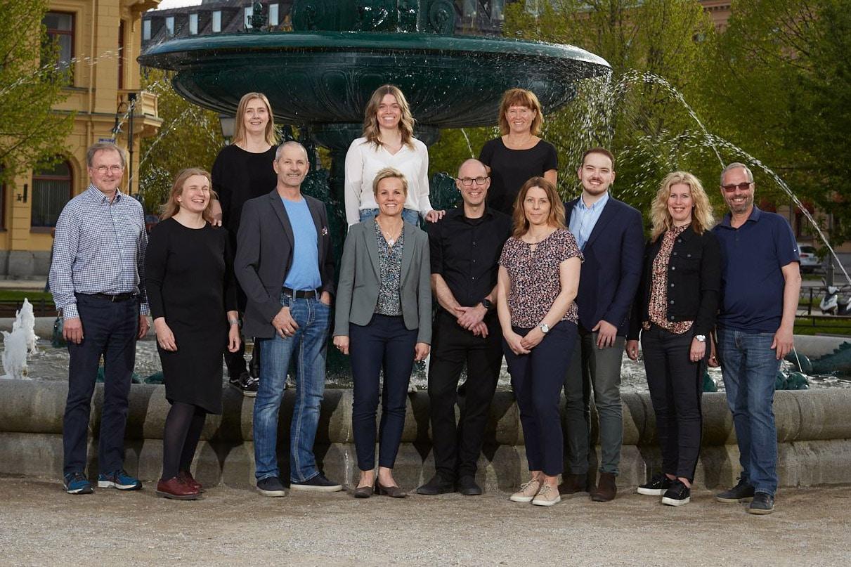 Implema växer i Sundsvall