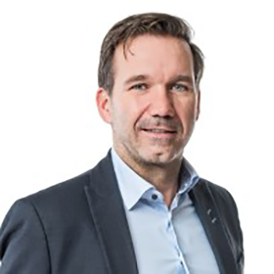 Torbjörn BäckPresident Northern Europe Camfil