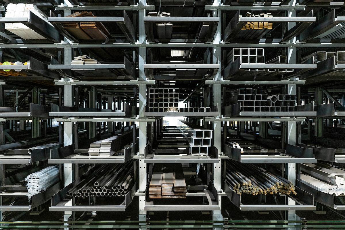 SAP stål integration
