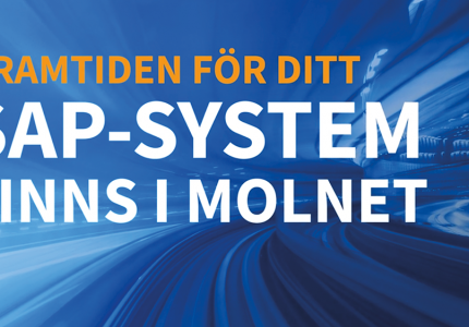 Framtiden For Ditt SAP System Finns I Molnet