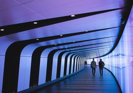 Implema Framtiden Affarssystem Korridor