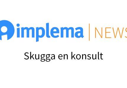 Implema News Skugga En Konsult