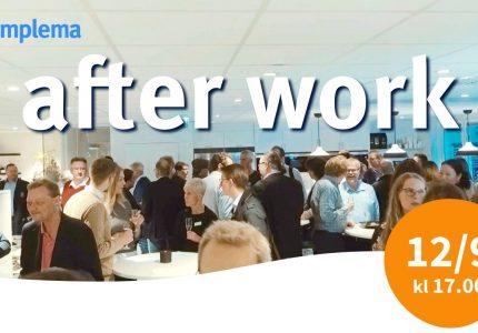 Implema Bjuder In Till Afterwork