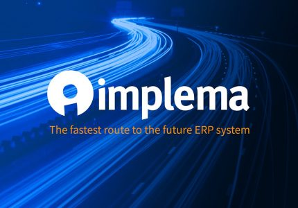 Implema The fastest route to the future ERP system