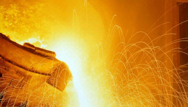 SAP tillverkning stål