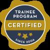certifierat traineeprogram