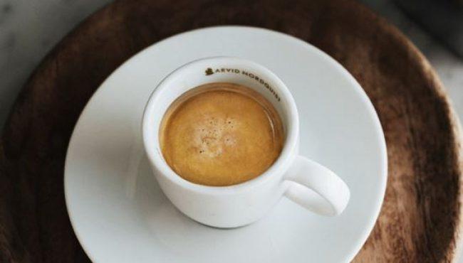 Espresso Arvid Nordquist